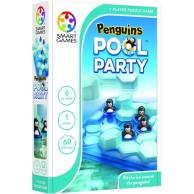 Smart Games - Pingwiny - Zabawa w basenie Seria Smart Games Smart Games