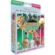 Munchkin CCG: Ranger Warrior Starter Set - EN Munchkin CCG Steve Jackson Games