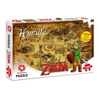 Puzzle: The Legend of Zelda - Hyrule Field Puzzle Winning Moves GmbH