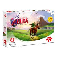 Puzzle: The Legend of Zelda - Ocarina of Time Puzzle Winning Moves GmbH