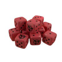 Star Trek Ascendancy: Dice Expansion - Klingon (x10)