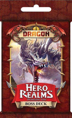 Hero Realms - Dragon Boss Deck