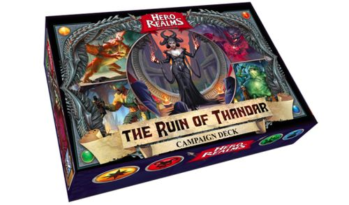 Hero Realms: The Ruin of Thandar Campaign Deck