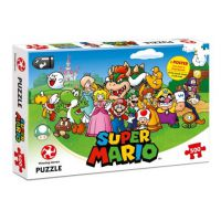 Puzzle: Super Mario - Mario and Friends Puzzle Winning Moves GmbH