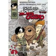 Wojenna odyseja Antka Srebrnego 1939-1944. Zeszyt 4. Bitwa pod Monte Cassino 1944 r. Komiksy historyczne IPN