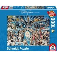 PQ Puzzle 1000 el. RENATO CASARO Hollywood