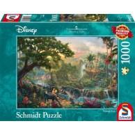 PQ Puzzle 1000 el. THOMAS KINKADE Księga dżungli (Disney) Schmidt Spiele Schmidt Spiele