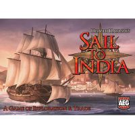 Sail to India Strategiczne Alderac Entertainment Group