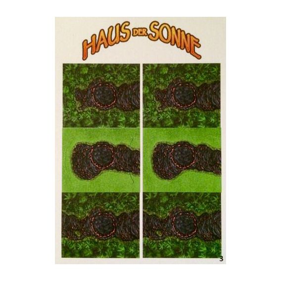 Haus der Sonne: Lava Tiles Mini Expansion - dodatek z 2016 Easter Basket(3)