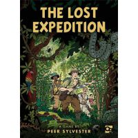 The Lost Expedition Kooperacyjne Osprey Games