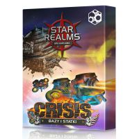 Star Realms: Crisis - Bazy i Statki Star Realms Games Factory Publishing