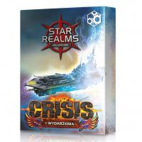 Star Realms: Crisis - Wydarzenia Star Realms Games Factory Publishing