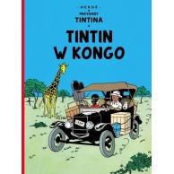 Przygody Tintina. Tintin w Kongo. Tom 2