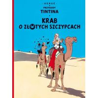 Przygody Tintina. Krab o złotych szczypcach. Tom 9.