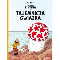 Przygody Tintina. Tajemnicza gwiazda. Tom 10.