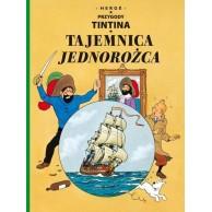Przygody Tintina. Tajemnica Jednorożca. Tom 11.