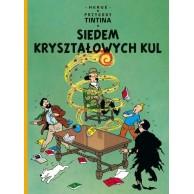 Przygody Tintina. Siedem kryształowych kul. Tom 13.