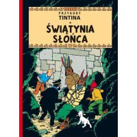 Przygody Tintina. Świątynia Słońca. Tom 14.