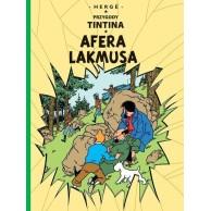 Przygody Tintina. Afera Lakmusa. Tom 18.