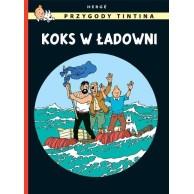 Przygody Tintina. Koks w ładowni. Tom 19.