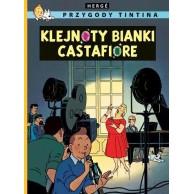 Przygody Tintina. Klejnoty Bianki Castafiore. Tom 21.