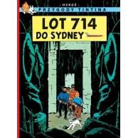 Przygody Tintina. Lot 714 do Sydney. Tom 22.