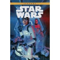 Star Wars Legendy. Z ruin Alderaana Komiksy science-fiction Egmont