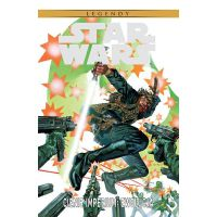 Star Wars Legendy. Cienie Imperium - Ewolucja Komiksy science-fiction Egmont