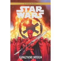 Star Wars Legendy. Karmazynowe Imperium. Komiksy science-fiction Egmont