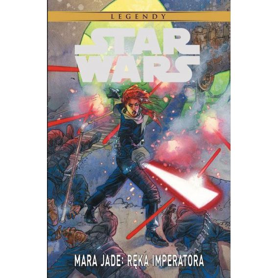 Star Wars Legendy. Mara Jade: Ręka Imperatora