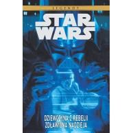 Star Wars Legendy. Dziewczyna z Rebelii. Zdławiona nadzieja
