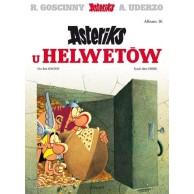 Asteriks u Helwetów. Tom 16.