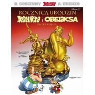 Złota księga Asteriksa. Rocznica urodzin Asteriksa i Obeliksa. Tom 34.