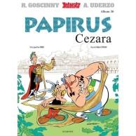 Asteriks. Papirus Cezara. Tom 36.