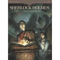 Sherlock Holmes i Necronomicon. Wewnętrzny wróg. Tom 1.