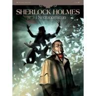 Sherlock Holmes i Necronomicon. Noc nad światem. Tom 2.