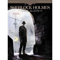 Sherlock Holmes - Crime Alleys. Pierwsza sprawa. Tom 1