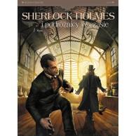 Sherlock Holmes i podróżnicy w czasie. Wątek. Tom 1