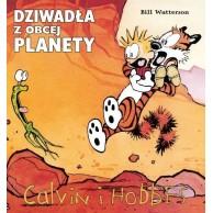 Calvin i Hobbes. Dziwadła z obcej planety. Tom 4.