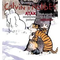 Calvin i Hobbes. Atak obłąkanych, zmutowanych śnieżnych potworów zabójców. Tom 7.