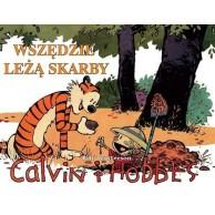 Calvin i Hobbes. Wszędzie leżą skarby. Tom 10.