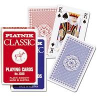 Karty brydżowe 1300 Classic blue