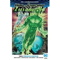 Hal Jordan i Korpus Zielonych Latarni. Światło w butelce. Tom 2