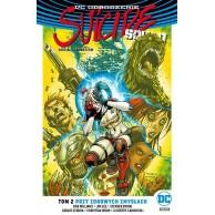 Suicide Squad - Oddział Samobójców - Przy zdrowych zmysłach. Tom 2