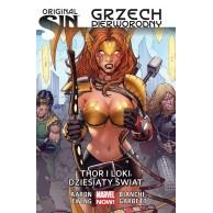 Original Sin - Grzech pierworodny: Thor i Loki - Dziesiąty świat