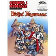 Kajko i Kokosz - Nowe przygody. Obłęd Hegemona. Tom 1.