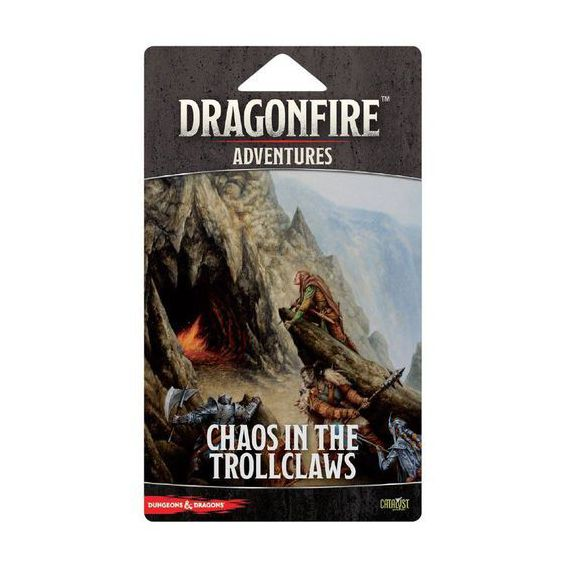 D&D: Dragonfire - Chaos in the Trollclaws Expansion
