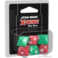 Star Wars: X-Wing - Komplet kości (druga edycja)