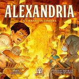 Alexandria - A Library in Cinders