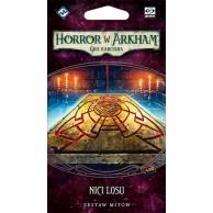 Horror w Arkham LCG: Nici losu Zapomniana Era Galakta
